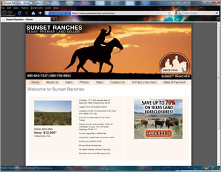 Sunset Ranches